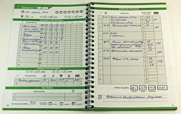 Джуси - идеальная программа для спортсменов и бодибилдеров для ведения дневника тренировок.